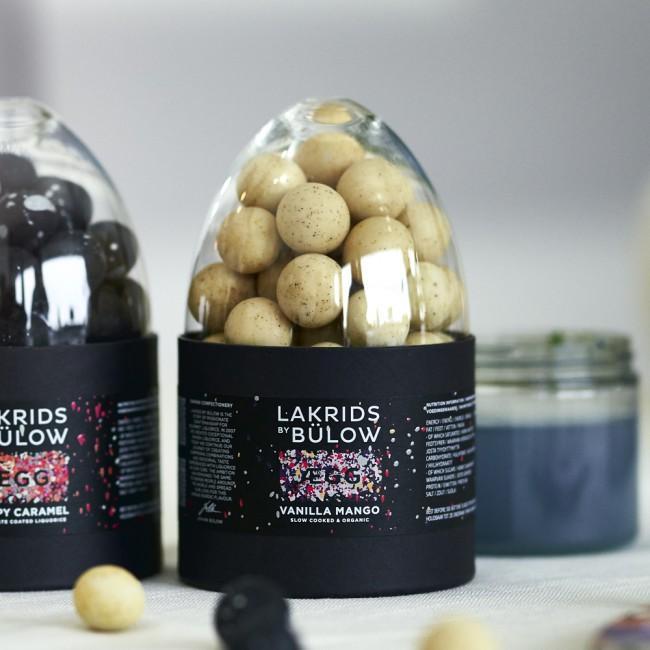 Lakrids by Johan Bülow EGG ÆGG, Vanilla Mango