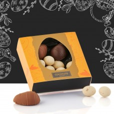 Cocoture giftbox with chocolate eggs