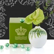 Royal Copenhagen vase, Praliné Eggs 50g